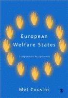 bokomslag European Welfare States: Comparative Perspectives