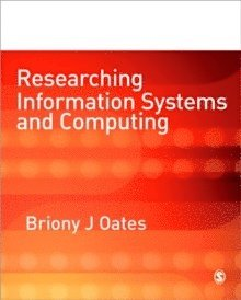 bokomslag Researching Information Systems and Computing