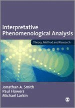 bokomslag Interpretative Phenomenological Analysis