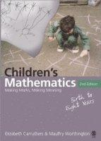 bokomslag Childrens mathematics - making marks, making meaning