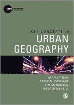 bokomslag Key Concepts in Urban Geography