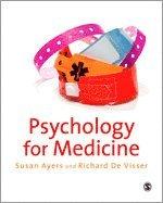 bokomslag Psychology for Medicine
