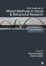 bokomslag SAGE Handbook of Mixed Methods in Social & Behavioral Research