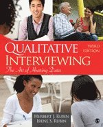 Qualitative Interviewing: The Art of Hearing Data 1