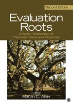 bokomslag Evaluation Roots: A Wider Perspective of Theorists Views and Influences
