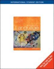 bokomslag Introduction to language