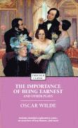 bokomslag The Importance of Being Earnest and Other Plays