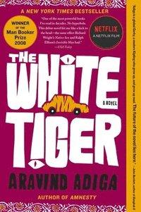bokomslag White Tiger