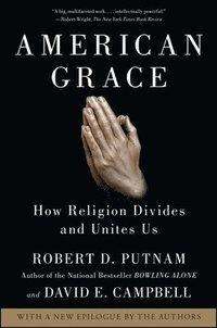 bokomslag American Grace: How Religion Divides and Unites Us