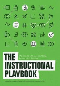 bokomslag The Instructional Playbook