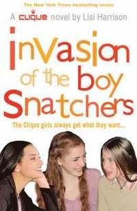 bokomslag Invasion of the Boy Snatchers