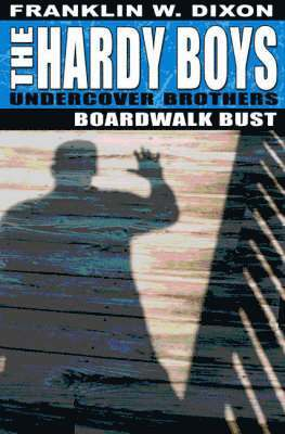 bokomslag Boardwalk Bust