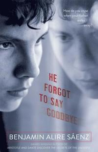 bokomslag He forgot to say goodbye