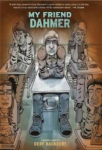 bokomslag My Friend Dahmer