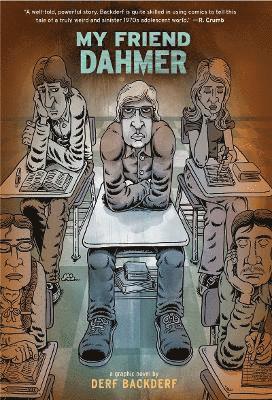 bokomslag My Friend Dahmer