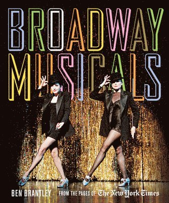bokomslag Broadway musicals