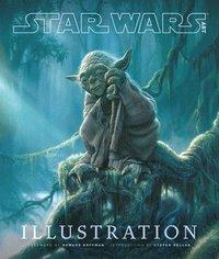 bokomslag Star Wars Art: Illustration