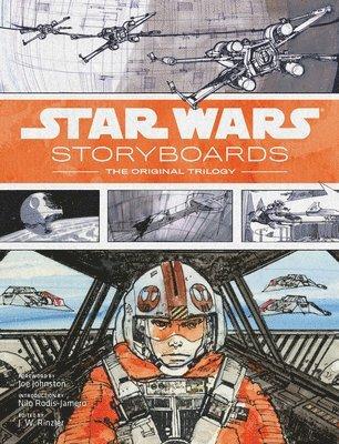 bokomslag Star Wars Storyboards: The Original Trilogy: The Original Trilogy