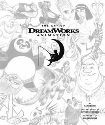 bokomslag Art of dreamworks animation - celebrating 20 years of art