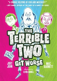 bokomslag The Terrible Two Get Worse