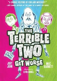 bokomslag The Terrible Two Get Worse (UK edition)