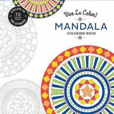 bokomslag Mandala (Coloring Book)
