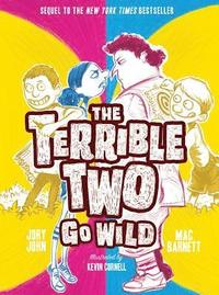 bokomslag Terrible Two Go Wild (UK edition)