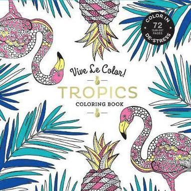 bokomslag Tropics ( Coloring Book )