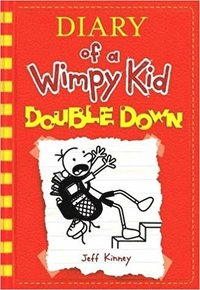 bokomslag Double Down (Wimpy Kid 11)