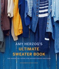 bokomslag Amy Herzog's Sweater Sourcebook: