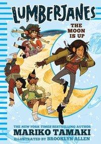 bokomslag Lumberjanes: The Moon Is Up (Lumberjanes #2)