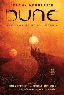 bokomslag DUNE: The Graphic Novel