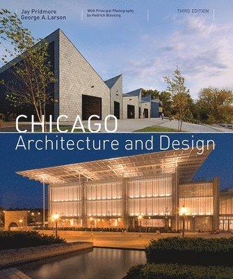 bokomslag Chicago Architecture and Design (3rd edition)