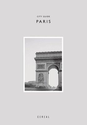 bokomslag Cereal City Guide: Paris