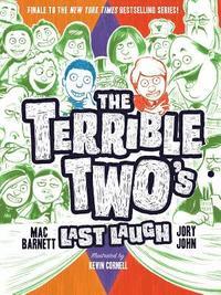 bokomslag The Terrible Two's Last Laugh