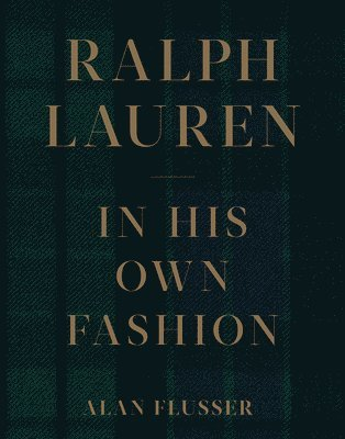 bokomslag Ralph Lauren: In His Own Fashion