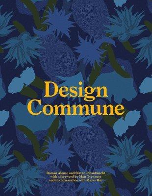 bokomslag Design Commune