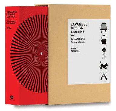 bokomslag Japanese Design Since 1945