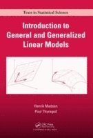 bokomslag Introduction to General and Generalized Linear Models