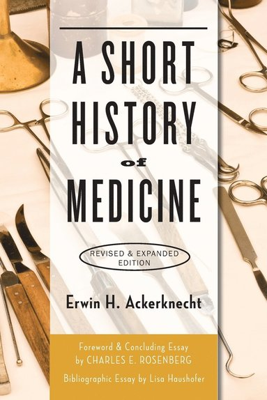 bokomslag A Short History of Medicine