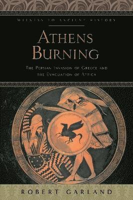 bokomslag Athens Burning