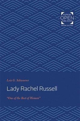bokomslag Lady Rachel Russell