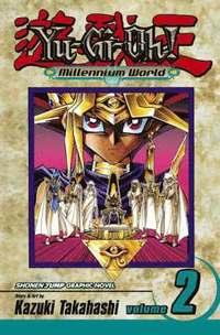 bokomslag Yu-Gi-Oh!: Millennium World, Vol. 2