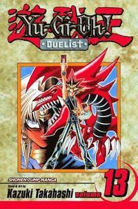 bokomslag Yu-Gi-Oh!: Duelist, Vol. 13