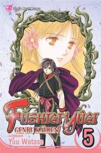 bokomslag Fushigi yugi: genbu kaiden, vol. 1