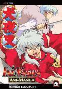 bokomslag InuYasha Ani-Manga, Volume 26