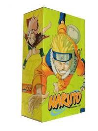 bokomslag Naruto Box Set 1