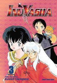 bokomslag Inuyasha, Vol. 3 (VIZBIG Edition)