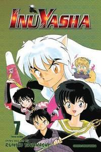 bokomslag Inuyasha, Vol. 7 (VIZBIG Edition)