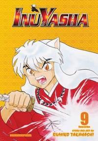 bokomslag Inuyasha, Vol. 9 (VIZBIG Edition)
